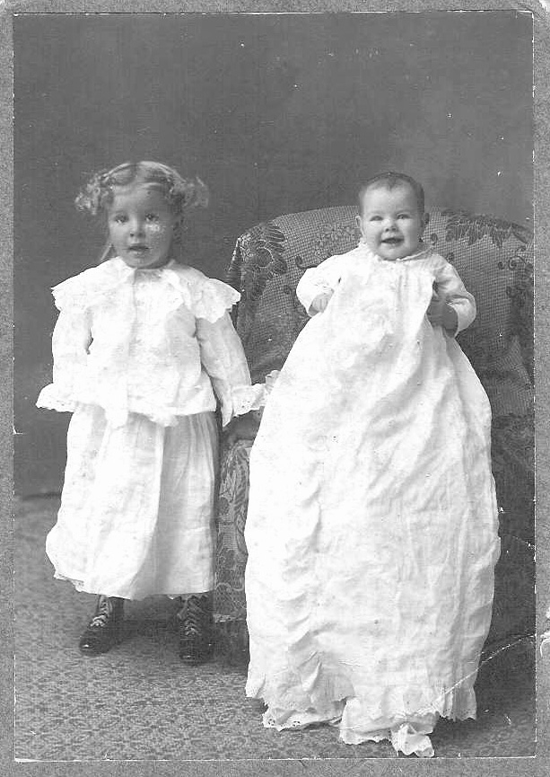 Richard Vernon and Rebecca Freeze - ca 1904